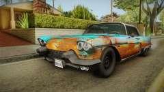 Cadillac Eldorado Brougham 1957 Rusty IVF
