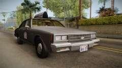 Chevrolet Impala Taxi 1985