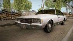 Chevrolet Impala Taxi 1985 IVF