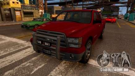 Bravado Bison para GTA 4