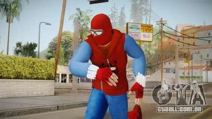 Spider-Man Homecoming - Home Costume (Fan Made) para GTA San Andreas