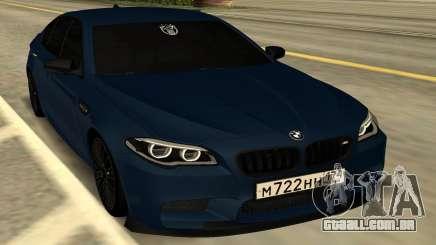 BMW F10 para GTA San Andreas