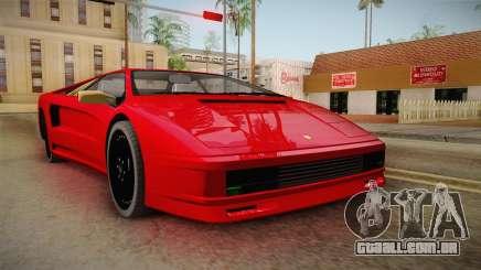 GTA 5 Pegassi Infernus Classic Coupe para GTA San Andreas