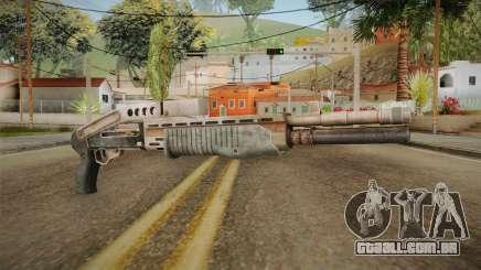 Survarium - SPAS-12 para GTA San Andreas