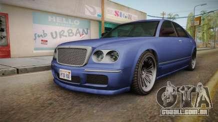 GTA 5 Enus Cognoscenti 55 para GTA San Andreas