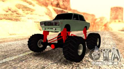 Vaz 2107 Monster para GTA San Andreas