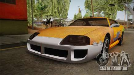 Jester PJ Old Supra F&F para GTA San Andreas