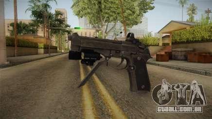 Battlefield 4 - M93R para GTA San Andreas