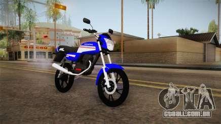 Honda ML 125 para GTA San Andreas