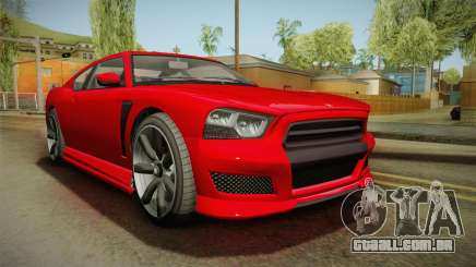 GTA 5 Bravata Buffalo 2-portas Coupé de FERTILIZAÇÃO in vitro para GTA San Andreas