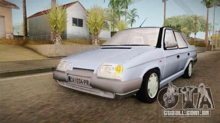 Skoda Favorit 135L Limousine para GTA San Andreas