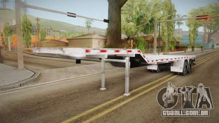 American Flatbed (Multiple) Trailer para GTA San Andreas