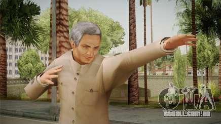 007 Goldeneye Blofield para GTA San Andreas
