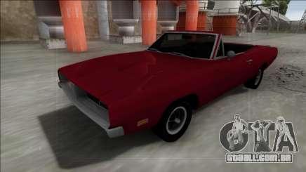 Dodge Charger RT Cabrio para GTA San Andreas