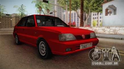 Daewoo-FSO Polonez Atu Plus 1.6 GLi para GTA San Andreas