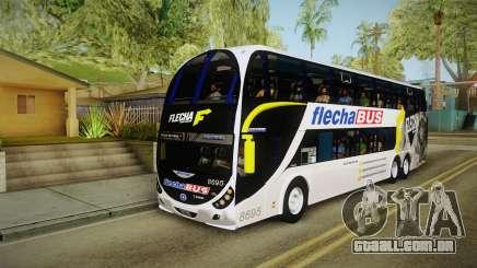 Starbus 2 Flecha Bus Egresados para GTA San Andreas
