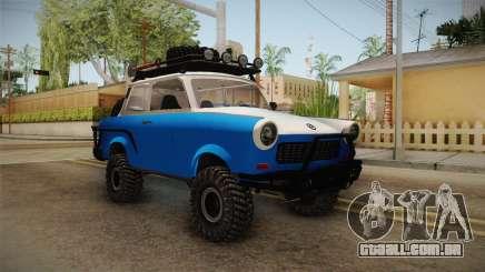 Trabant 601 4x4 Off Road para GTA San Andreas