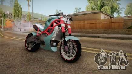GTA 5 Principe Diabolus para GTA San Andreas