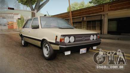 FSO Polonez 1500 para GTA San Andreas