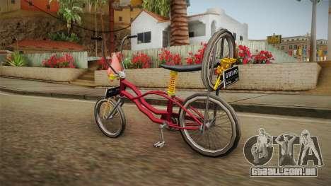 Bike Lowrider Thailook para GTA San Andreas