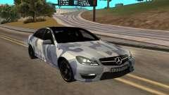 Mersedes-Benz C63 AMG