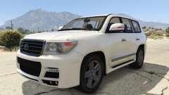 Toyota Land Cruiser 200 Zeus