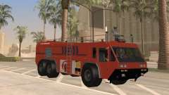 E-One Titan Force 6x6 para GTA San Andreas
