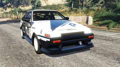 Toyota Sprinter Trueno GT-Apex (AE86) [add-on] para GTA 5