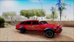 Moskvich 2734 para GTA San Andreas