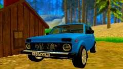 VAZ 2121 GVR para GTA San Andreas