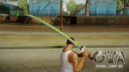 Overwatch 9 - Genjis Sword para GTA San Andreas