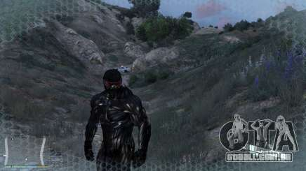 Crysis Script Mod para GTA 5