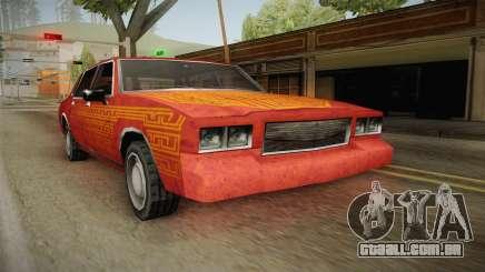 Tahoma Remington PJ1 para GTA San Andreas