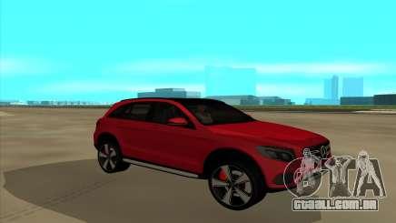 Mercedes Benz GLC para GTA San Andreas