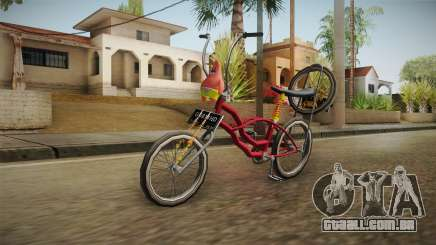 Bike Lowrider Thailook para GTA San Andreas
