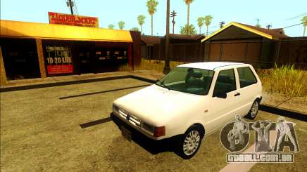 Fiat Uno Mille 1995 para GTA San Andreas