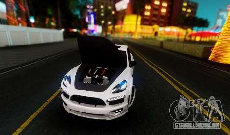 Porsche Cayenne Hamann Guardian Evo para GTA San Andreas