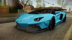 Lamborghini Aventador LP700-4 LB Walk v2
