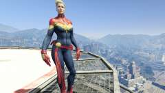 Captain Marvel (ANAD)
