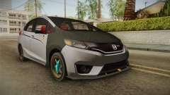 Honda Jazz GK FIT RS v1 para GTA San Andreas