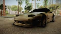 Nissan 240SX Lowpoly