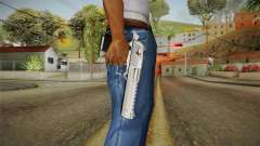 Desert Eagle Silver Chrome para GTA San Andreas