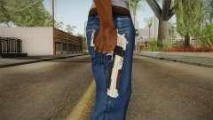 CS:GO - Desert Eagle Mecha para GTA San Andreas