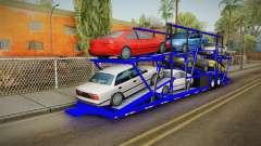 Peterbilt 379 Packer Tractor Trailer para GTA San Andreas