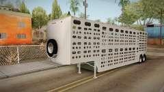 Double Trailer Livestock v3