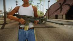 ULTIMAX 100 Assault Rifle para GTA San Andreas