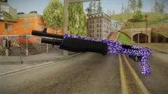 Tiger Violet Shotgun 2