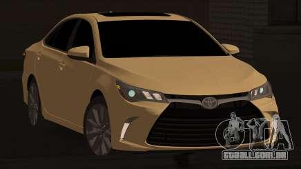 Toyota Camry 2017 para GTA San Andreas