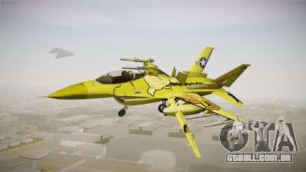 FNAF Air Force Hydra Springtrap para GTA San Andreas