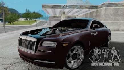 Rolls-Royce Wraith 2014 para GTA San Andreas
